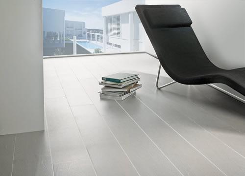 Fliesen tavola white im Wohnraum | Fliesen Baur, Rösrath